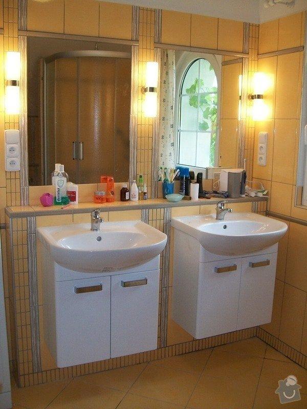 Kompletní rekonstrukce koupelny v RD: 100_1124