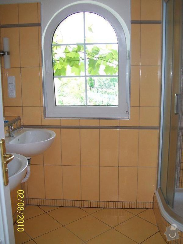 Kompletní rekonstrukce koupelny v RD: 100_0620