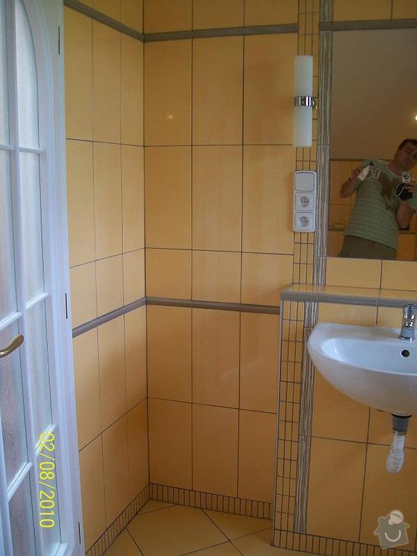 Kompletní rekonstrukce koupelny v RD: 100_0612