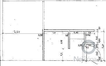 Rekonstrukce jádra panelového bytu, kuchyně, ložnice: Uolivovny_6_Byt_jadro_skica