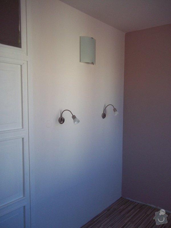 Rekonstrukce jádra panelového bytu, kuchyně, ložnice: 100_1245