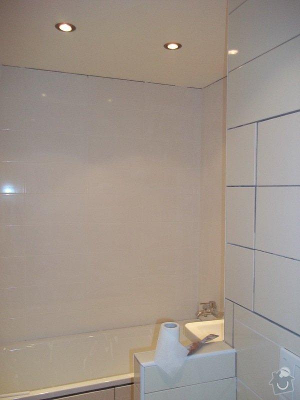 Rekonstrukce jádra panelového bytu, kuchyně, ložnice: 100_1253