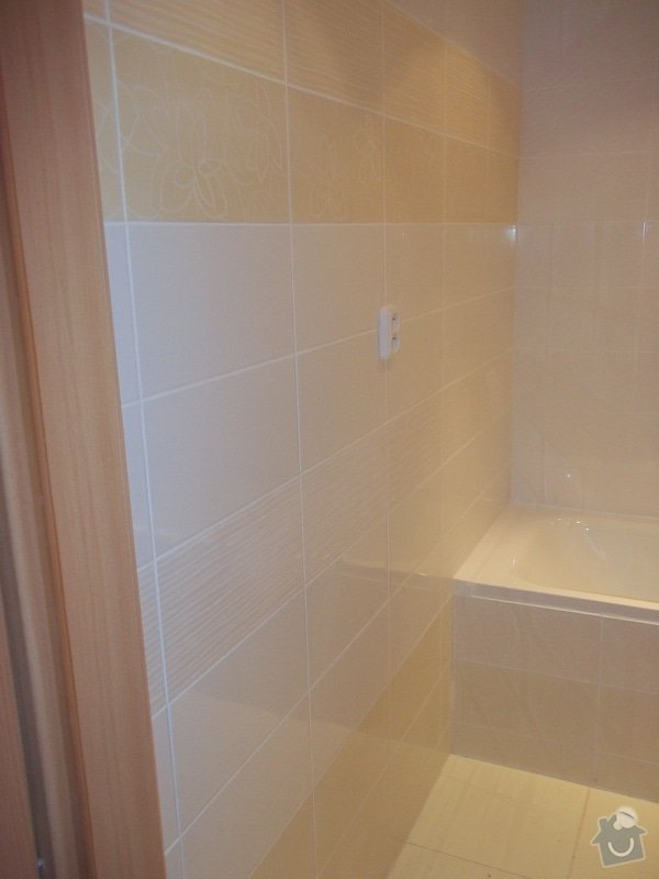 Rekonstrukce jádra panelového bytu, kuchyně, ložnice: 100_2171