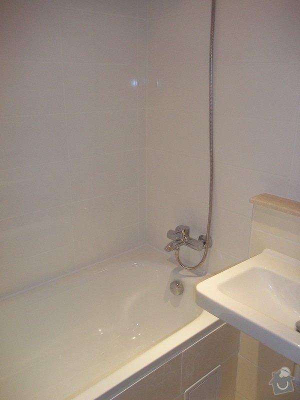 Rekonstrukce jádra panelového bytu, kuchyně, ložnice: 100_2172