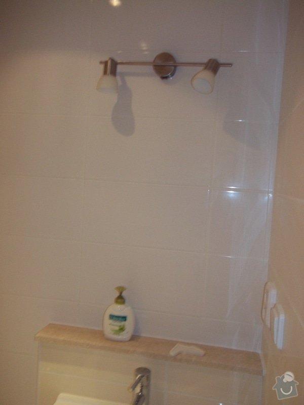 Rekonstrukce jádra panelového bytu, kuchyně, ložnice: 100_2174