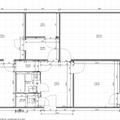 Kompletni rekonstrukce paneloveho jadra a kuchyne puvodni stav