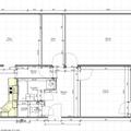 Kompletni rekonstrukce paneloveho jadra a kuchyne navrh a