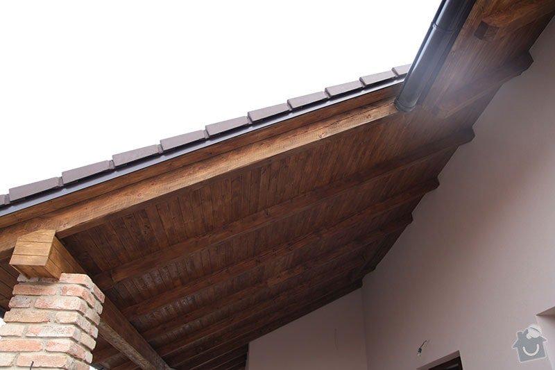 Podbití střechy: 3