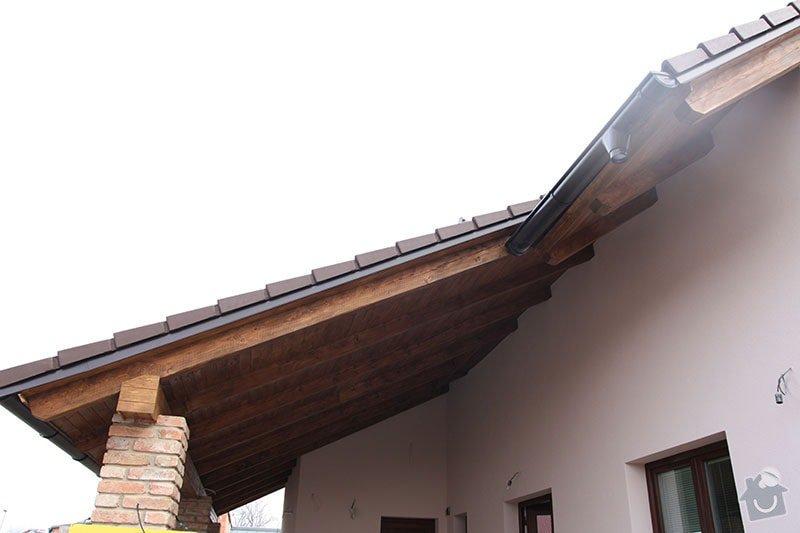 Podbití střechy: 4