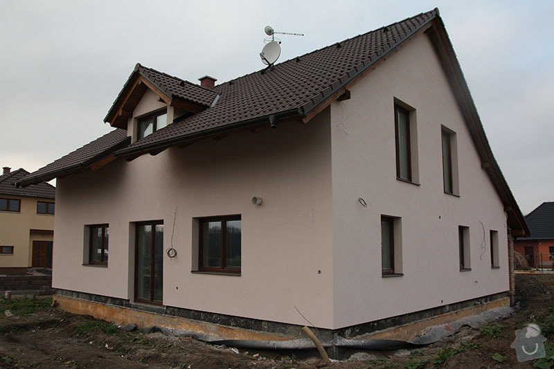 Podbití střechy: 5