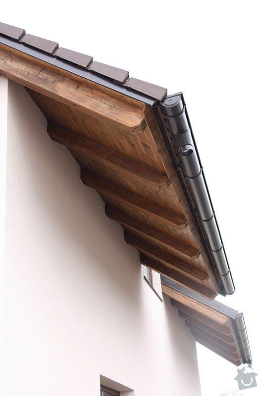 Podbití střechy: 6