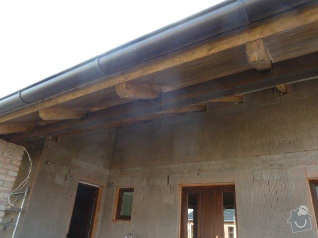Podbití střechy: P1100548