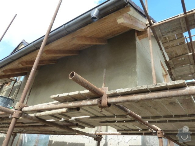 Podbití střechy: P1100549