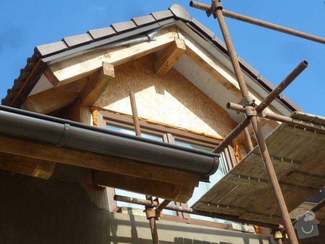 Podbití střechy: P1100551