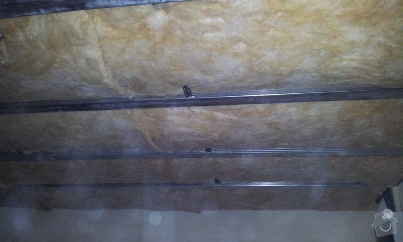 Zateplené podhledy: 20121112_152654