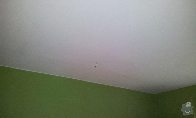 Nový rovný strop a výmalba: 20121116_130350