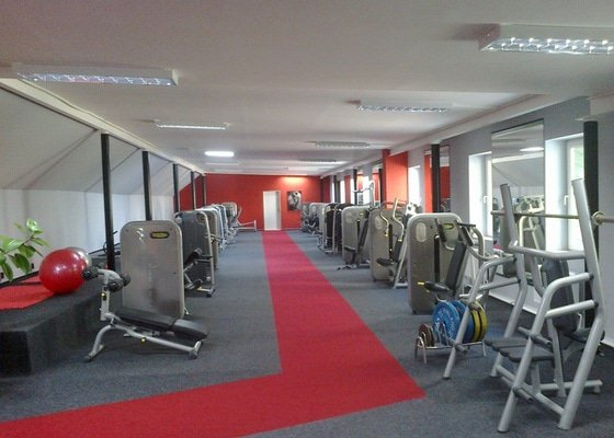 Rekonstrukce fit centra