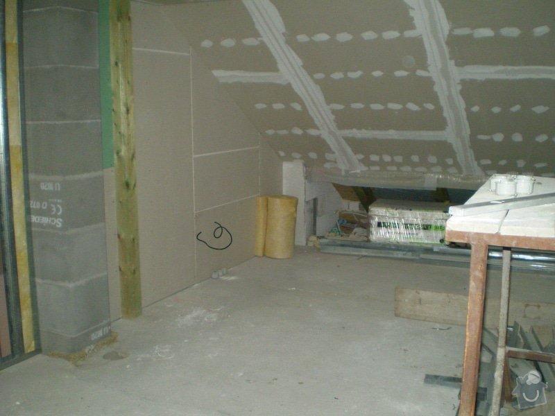 Příčky a podhledy: P1260283