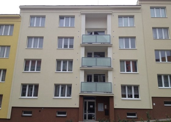 Revitalizace bytového domu Radimova 21