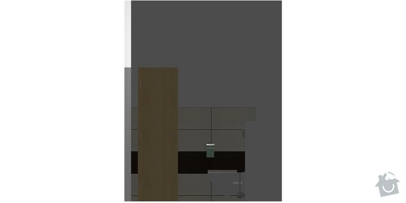 Kompletní rekonstrukce bytu v RD: 006