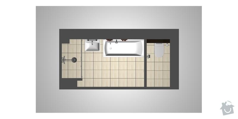 Kompletní rekonstrukce bytu v RD: 007