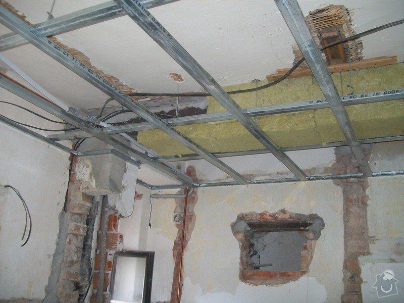 Kompletní rekonstrukce bytu v RD: 100_3491