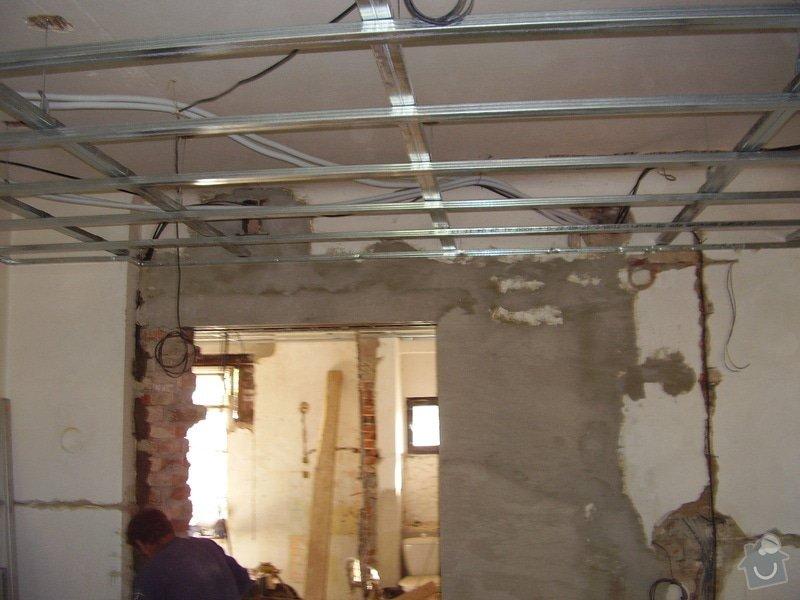 Kompletní rekonstrukce bytu v RD: 100_10101