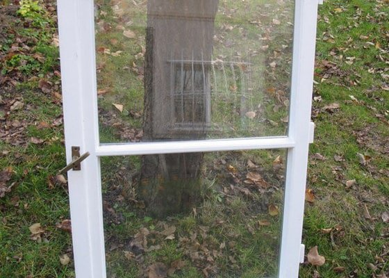 Renovace nátěru oken