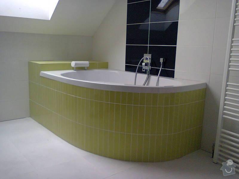 Stavba dvou koupelen v rodinném domě: Fotografie0009