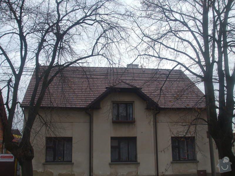 Střecha bobrovka betonová: 126