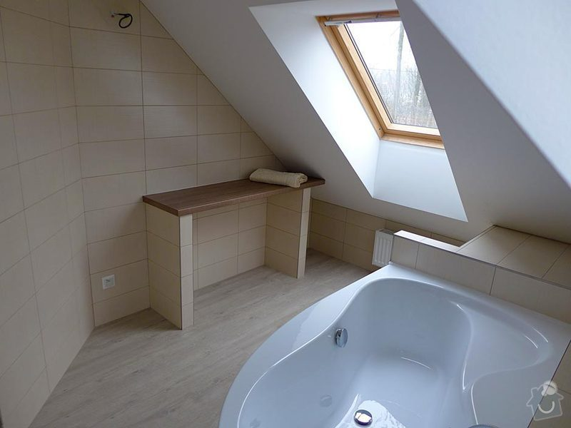 Realizace koupelny a wc v rodinném domě – Lesná: vystavba-koupelny-a-wc-rodinny-dum-1