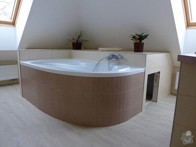Realizace koupelny a wc v rodinném domě – Lesná: vystavba-koupelny-a-wc-rodinny-dum-2