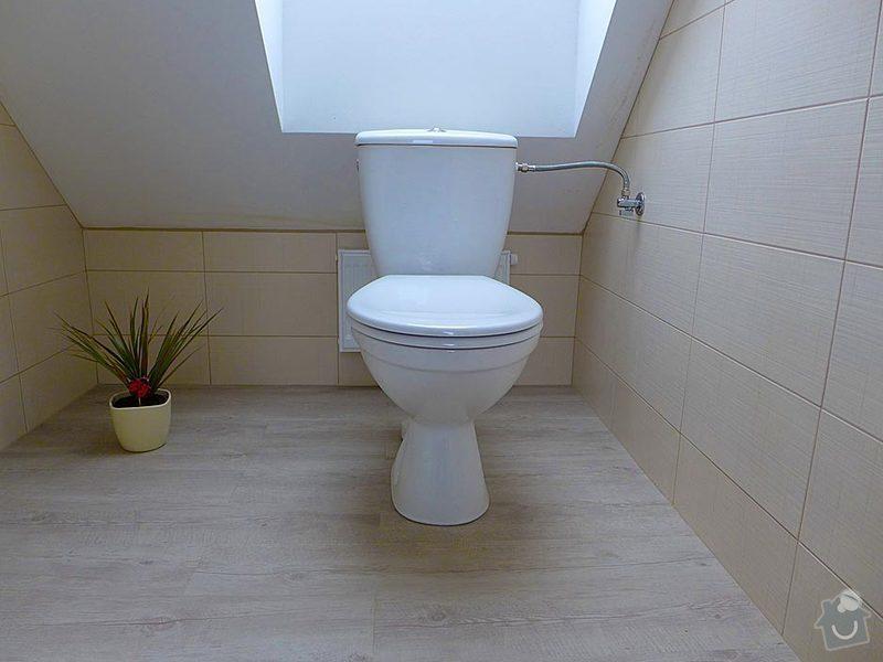 Realizace koupelny a wc v rodinném domě – Lesná: vystavba-koupelny-a-wc-rodinny-dum-3