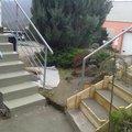 Pokladka venkovni dlazby na beton schody a chodnicek cca 19m2 271120121700