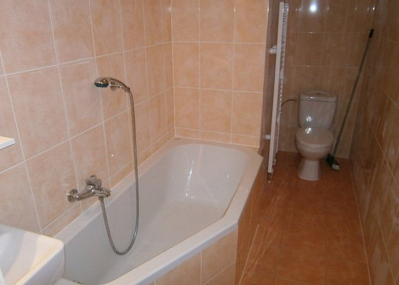 Rekonstrukce zděné koupelny