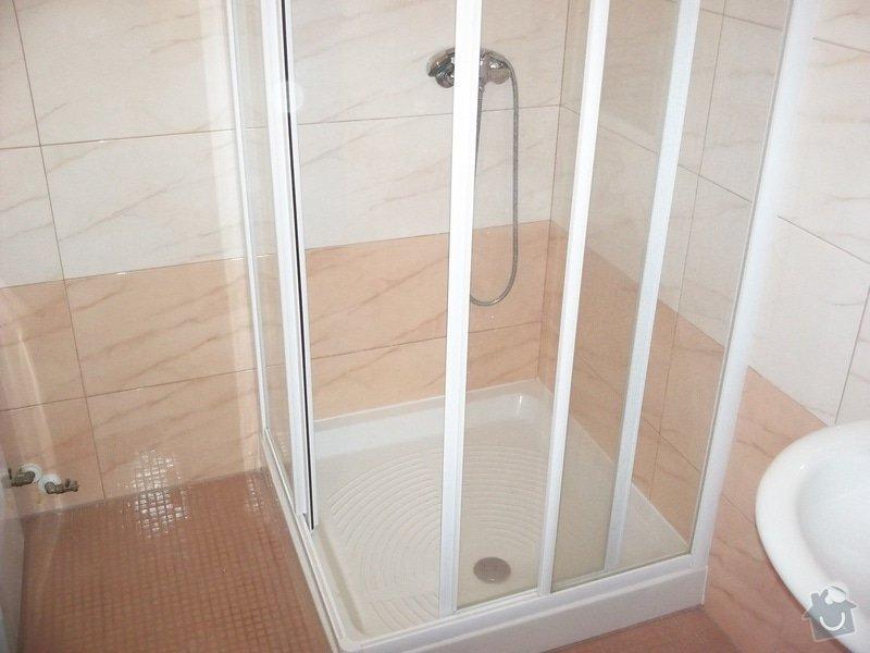 Odhlučnění v koupelně: 100_0515