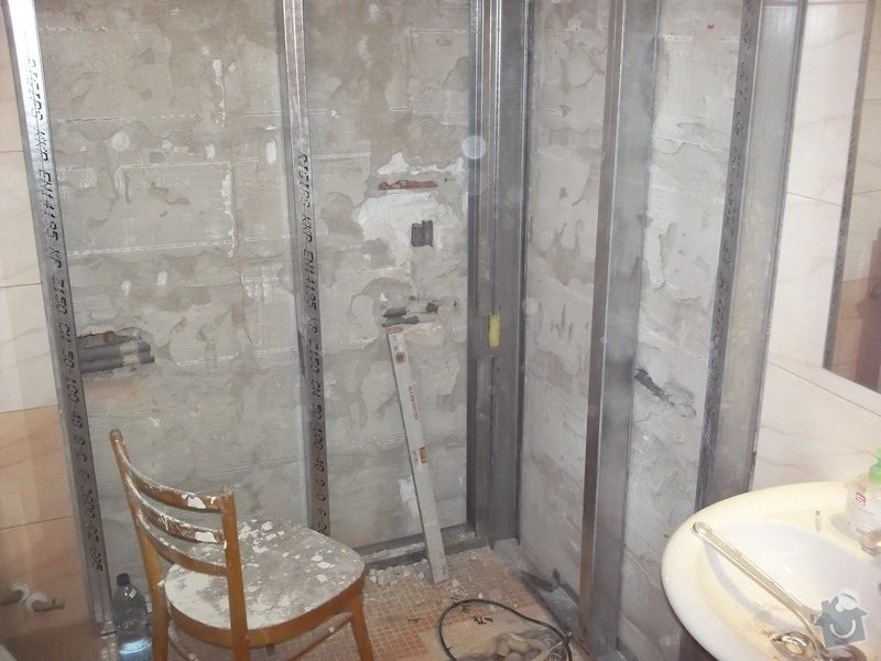 Odhlučnění v koupelně: 100_0520