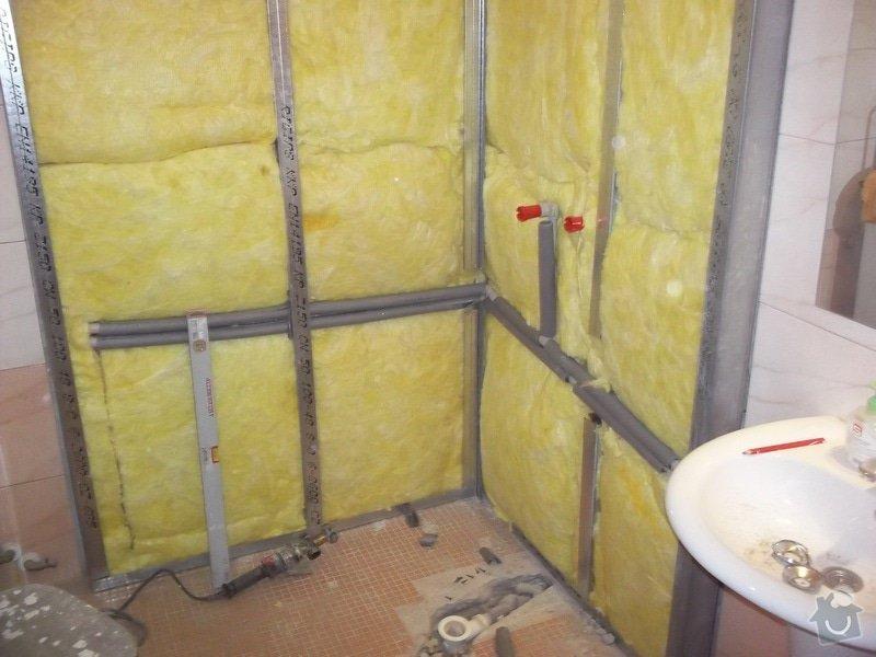 Odhlučnění v koupelně: 100_0524