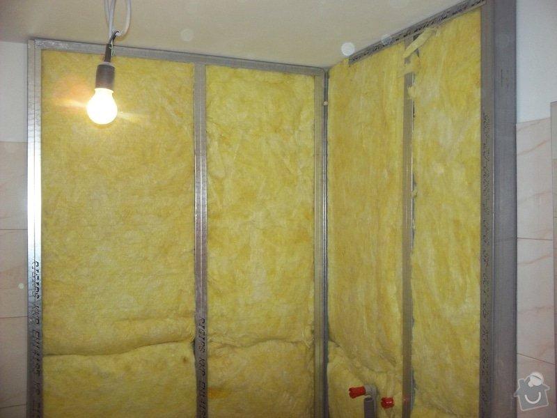 Odhlučnění v koupelně: 100_0525