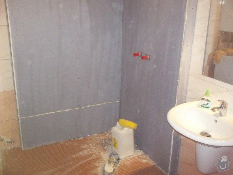Odhlučnění v koupelně: 100_0526