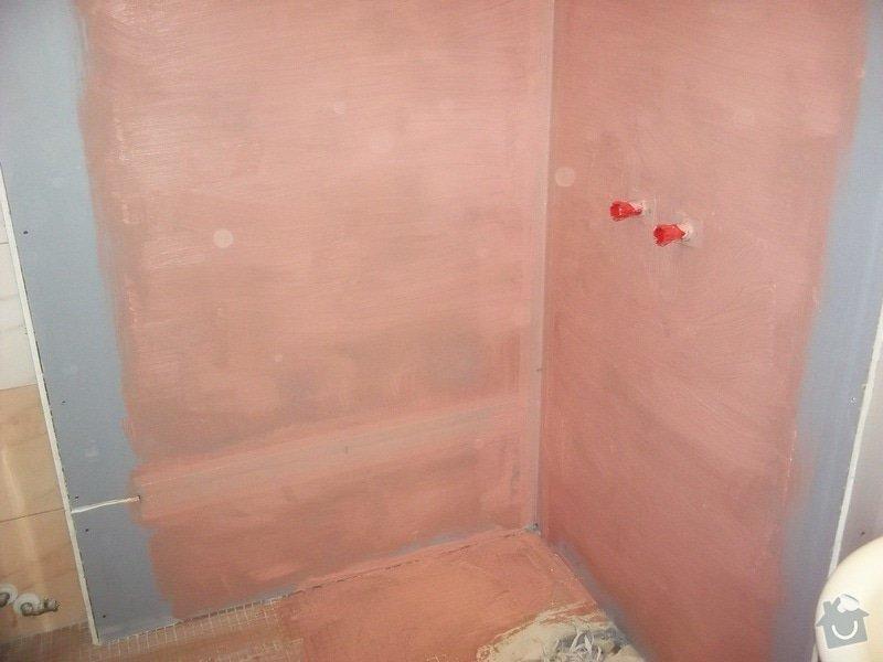 Odhlučnění v koupelně: 100_0530