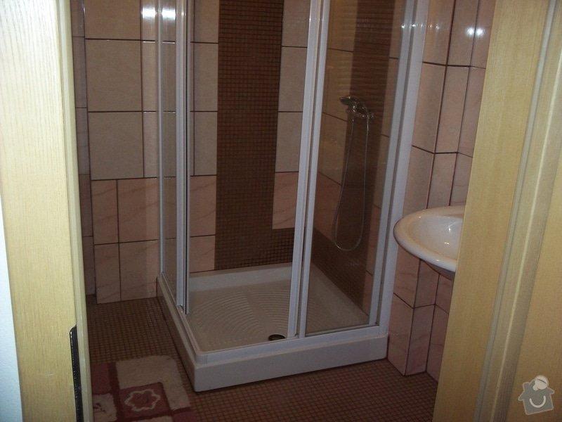 Odhlučnění v koupelně: 100_0711