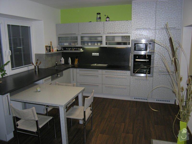 Kuchyňská linka: P1011907