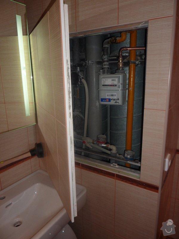 Rekonstrukce koupelen - p.Němec, Neratovice: Reko_bytu_Nemcovi_037
