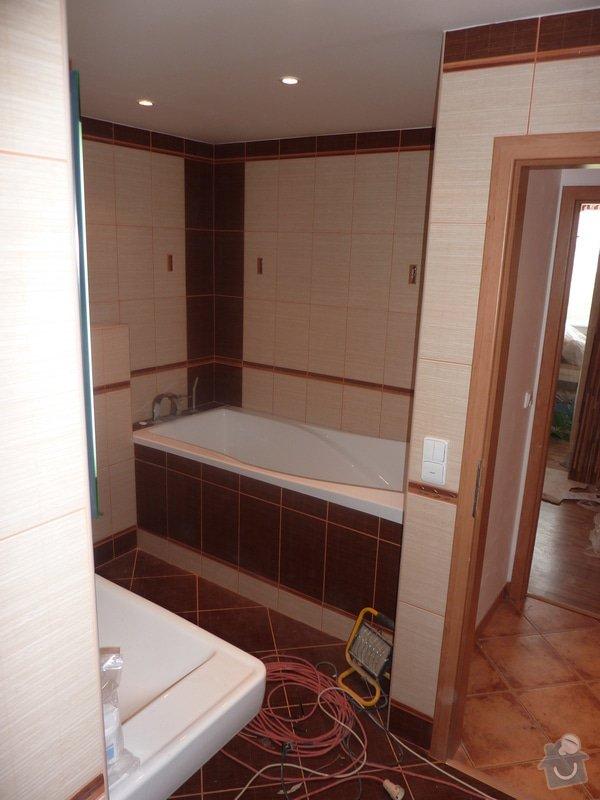 Rekonstrukce koupelen - p.Němec, Neratovice: Reko_bytu_Nemcovi_024