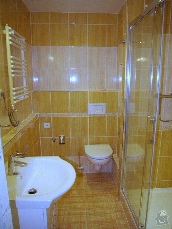 Kompletní rekonstrukce bytového jádra : 168-01-Belikova-Frydlant_v_Cechach