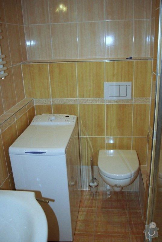 Kompletní rekonstrukce bytového jádra : 168-04