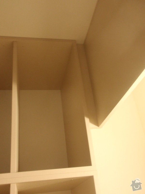 Vestavěná skříň se šatnou: Sedivy_018