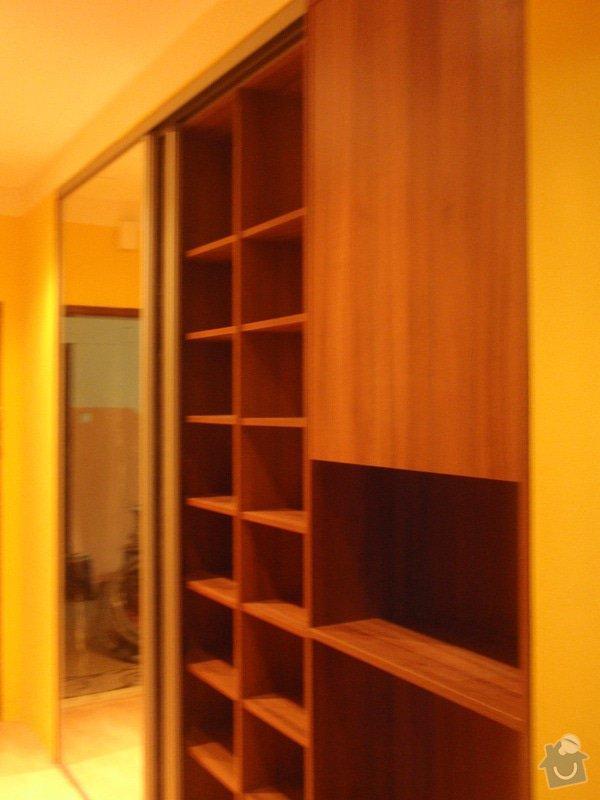 Vestavěná skříň se šatnou: Sedivy_020