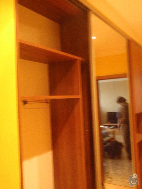 Vestavěná skříň se šatnou: Sedivy_021